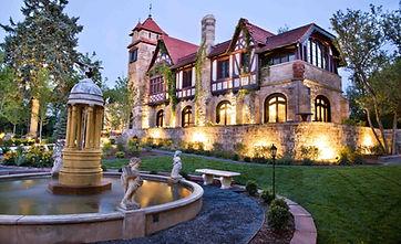 Richthofen Castle in Denver, Colorado