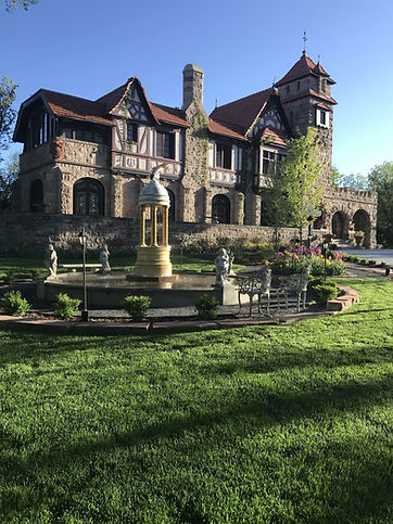 Richthofen Castle in Denver, Colorado