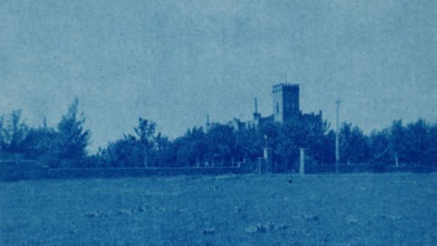 Historic image of Denver's Richthofen Castle