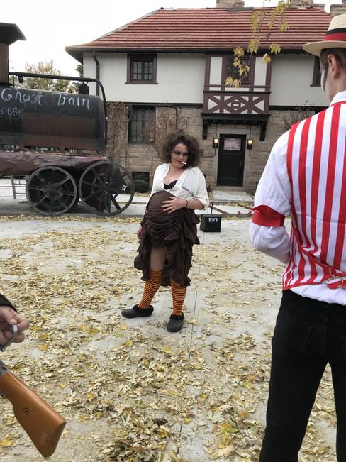 Richthofen Castle Halloween Event 2018