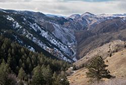Lookout Mountain Landscape