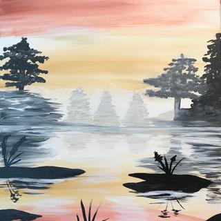 Acyrlic Painting