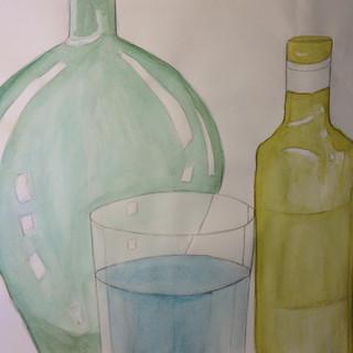 Watercolor - Step 2