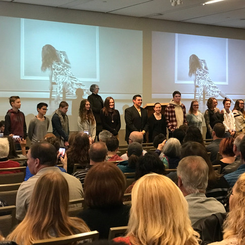Colorado Scholstics Arts Award Reception