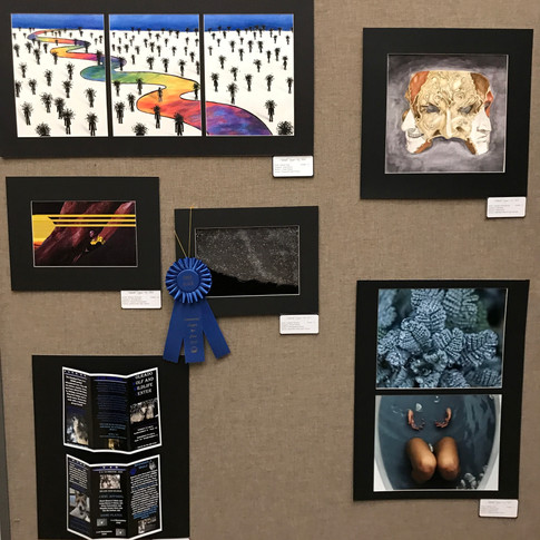Continental League Art Show