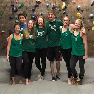 Climbing Team 2017