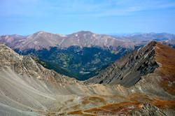 Greys Peak Landscape