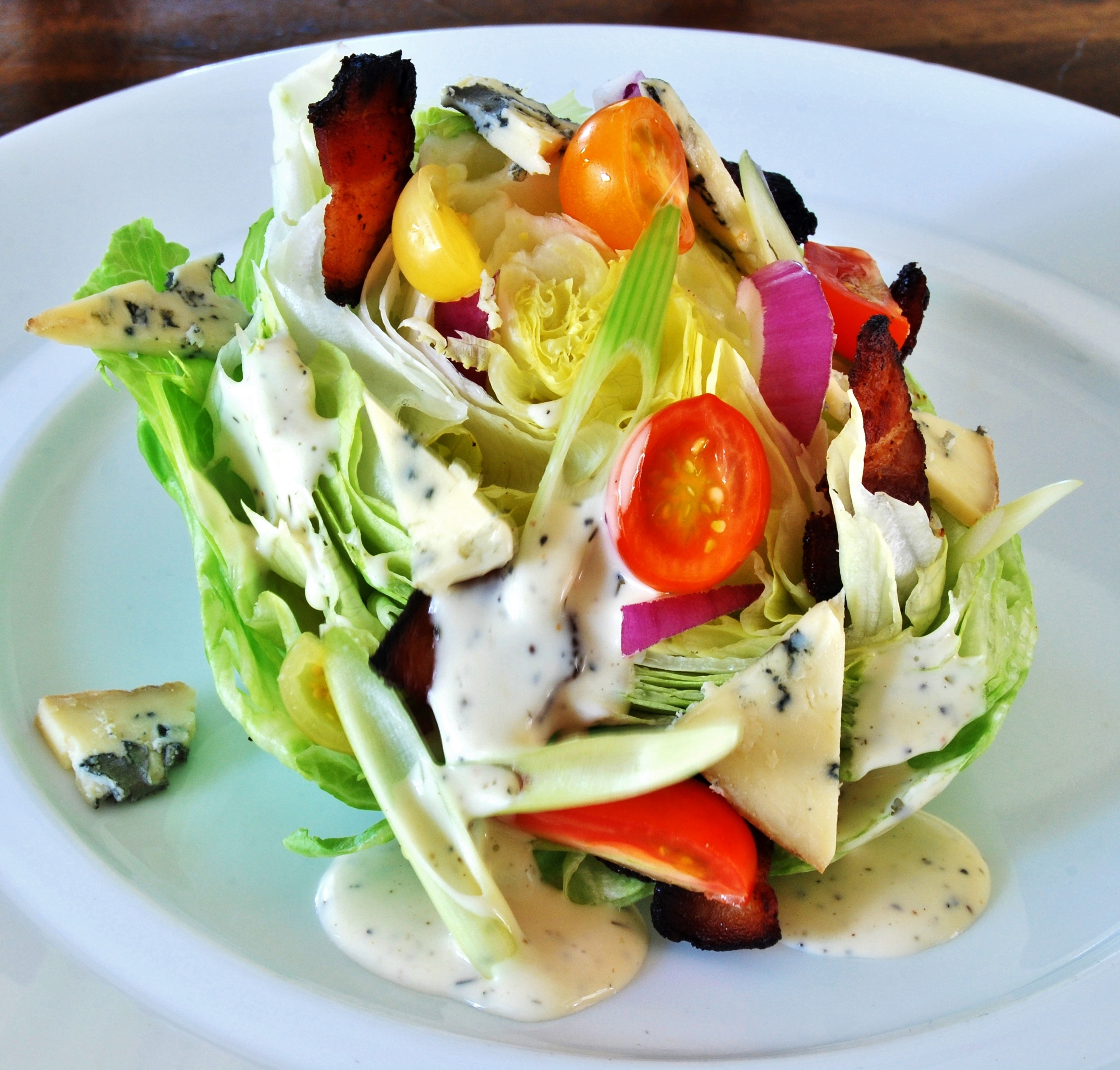 """Wedge Salad"""