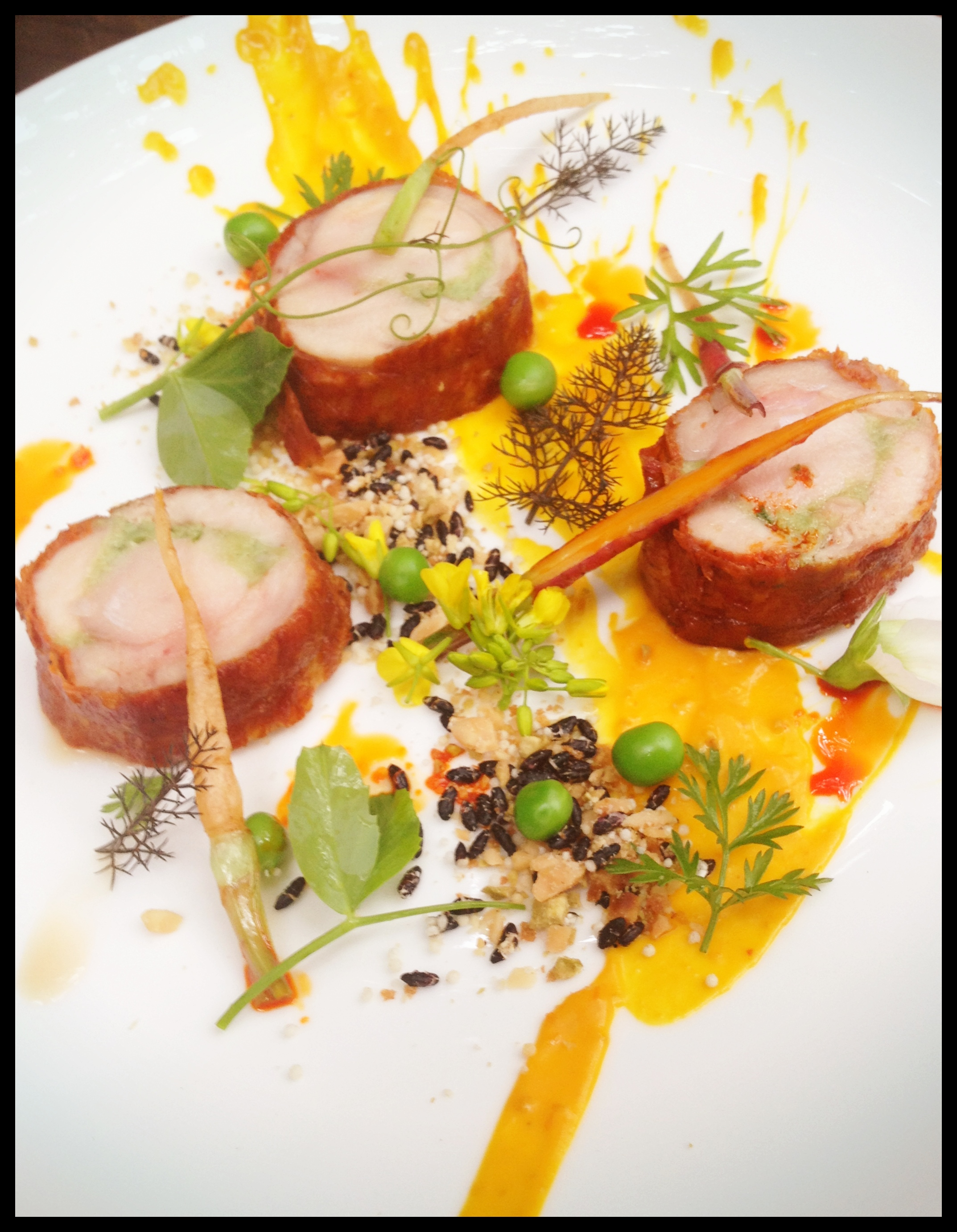 Rabbit Roulade