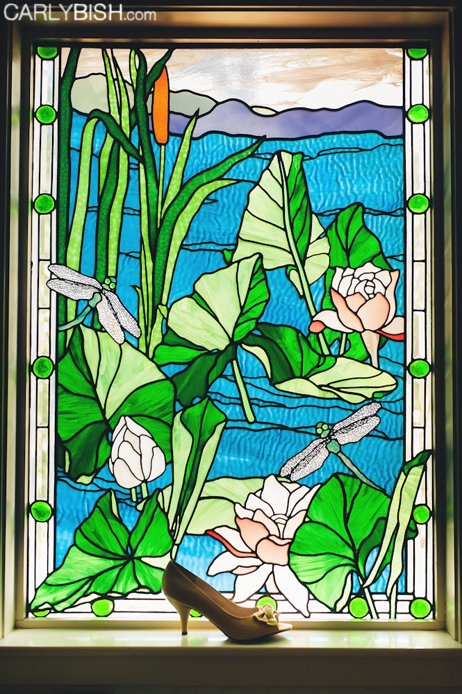 Local Stained Glass Art