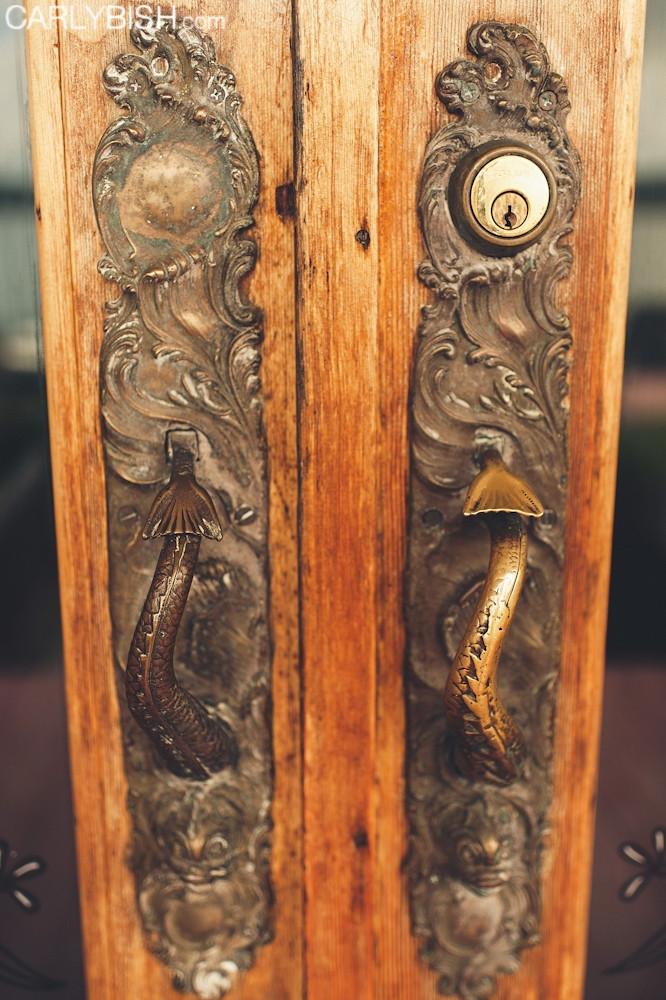 Mermaid Doors