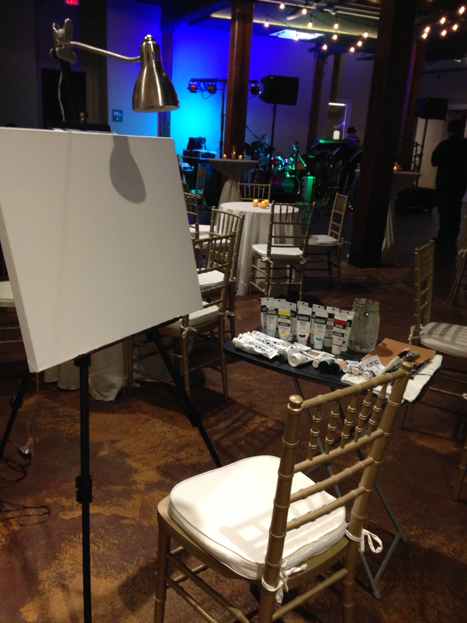 orleans live event painting