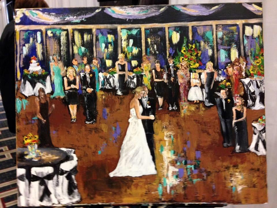new orleans live event painter