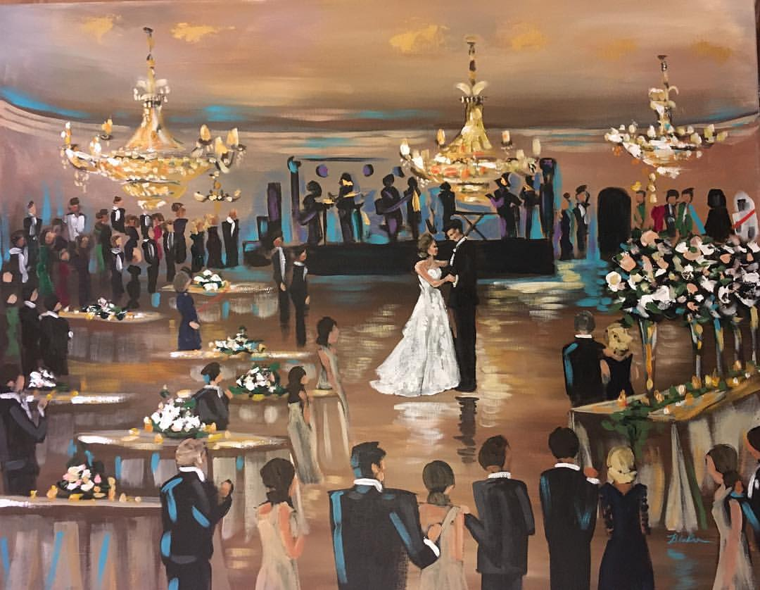Nola Wedding Painter