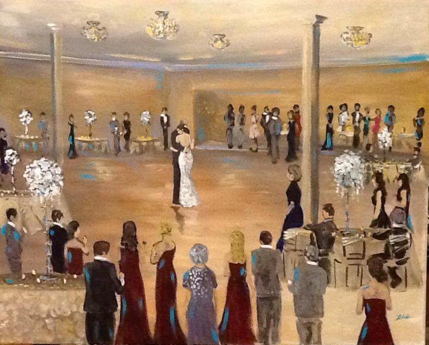 Nola Live Event Painting