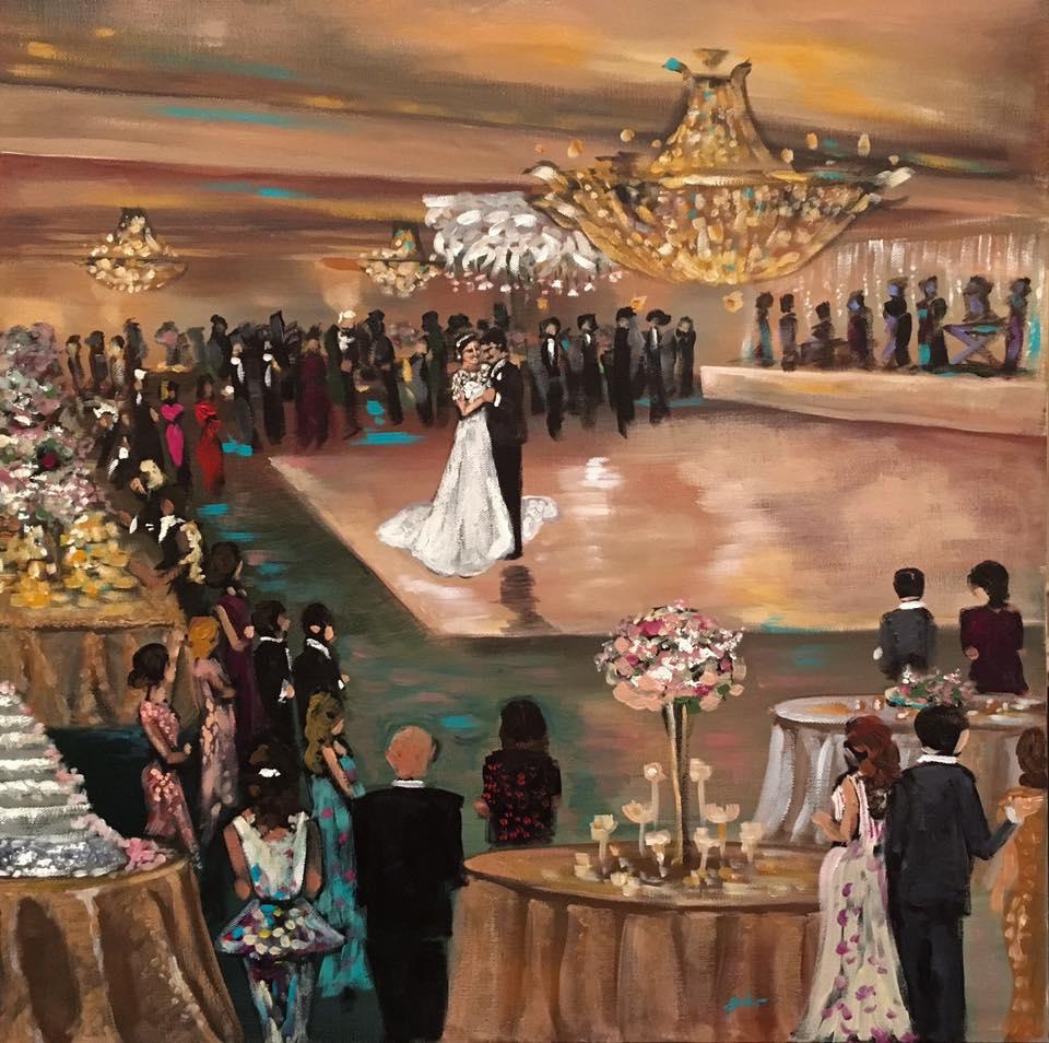 Best Wedding Painter