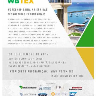 WEBTEX 2017 Salvador