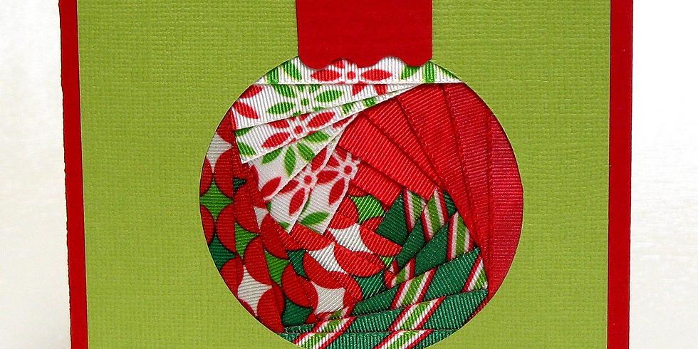 Iris-folding Cards (Winter Wonderland)