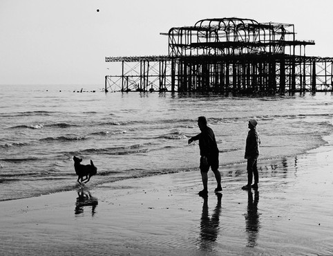 Brighton West Pier 1