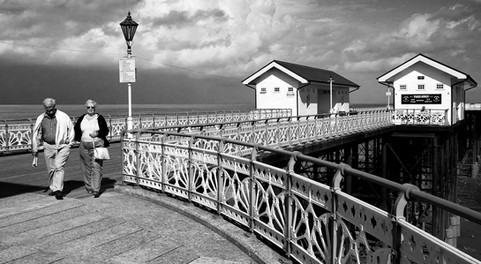 Penarth Pier 1