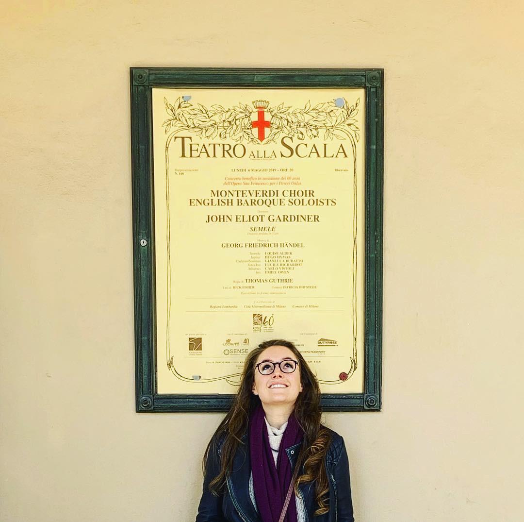 Semele, La Scala