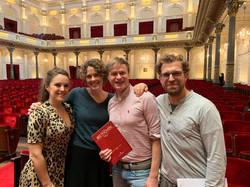 Beethoven Mass in C, Concertgebouw