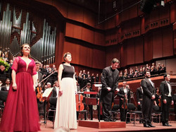 Beethoven 9 with Oper Frankfurt and Seba