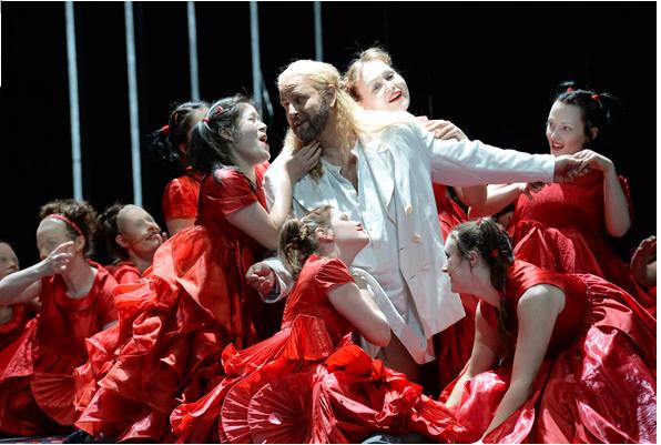 Parsifal - Oper Frankfurt