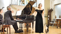 Recital with Roger Vignoles (and Pushkin