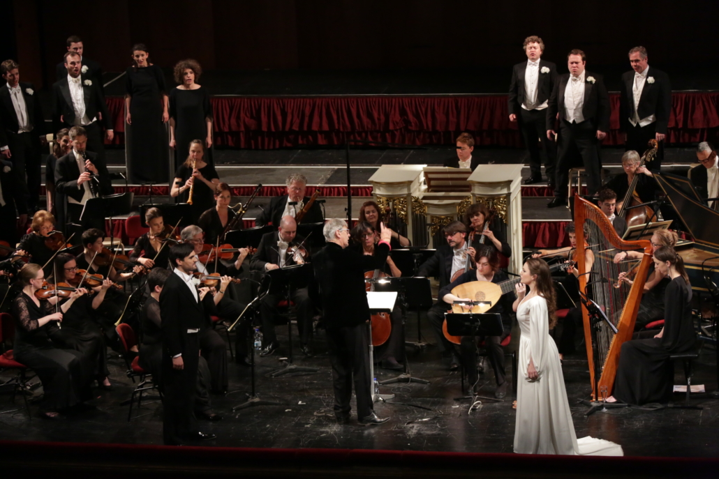 Semele, Monteverdi Choir, La Scala