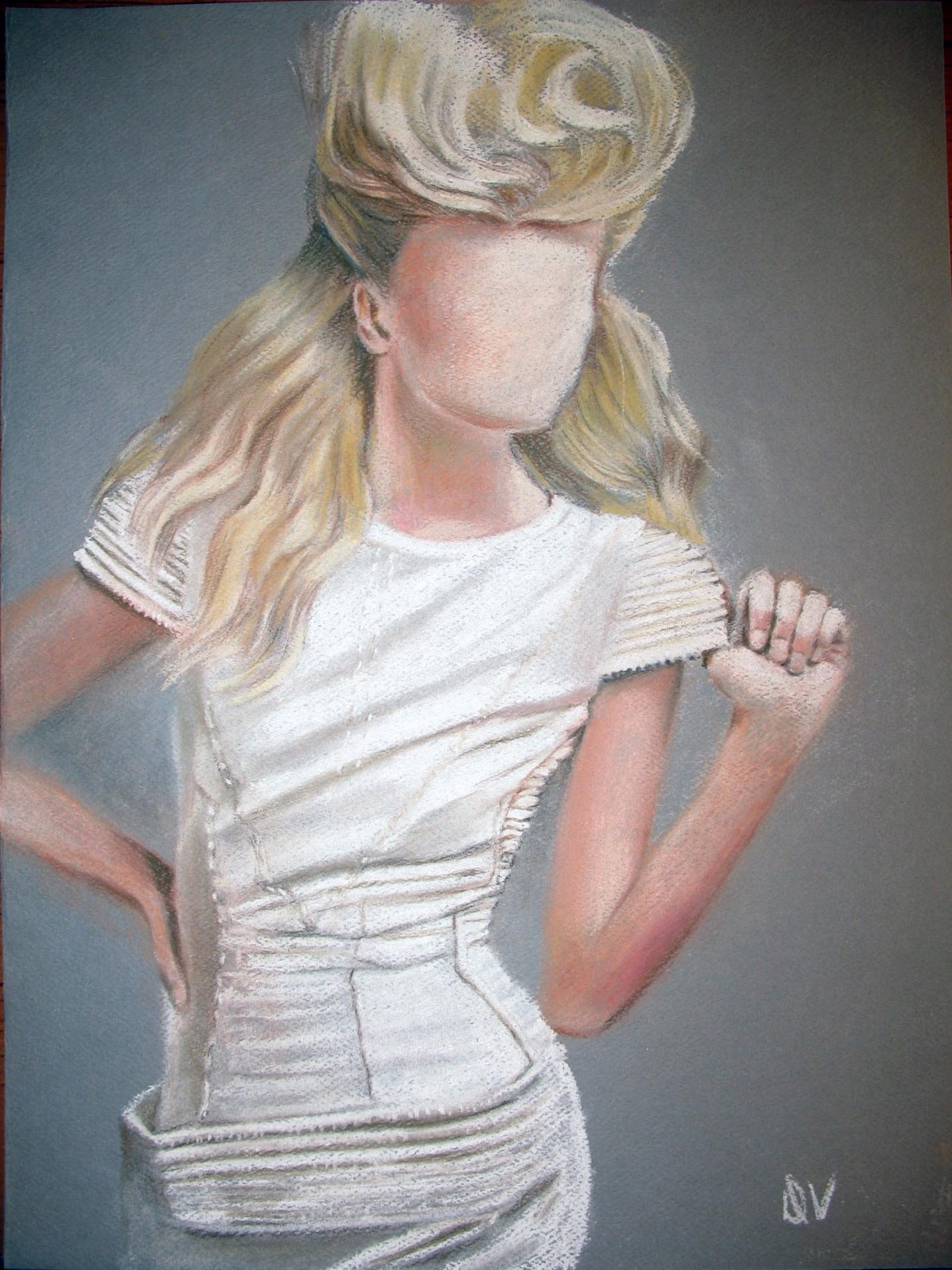 """""""White Dress"""""""