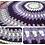 Thumbnail: שטיח עגול סרוג בחוטי טריקו