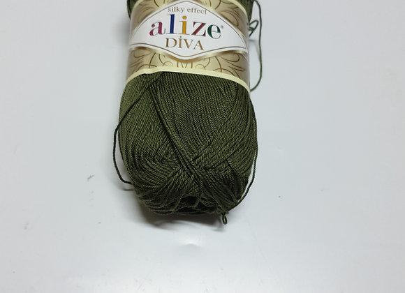 אליזה דיוה ירוק חאקי 273