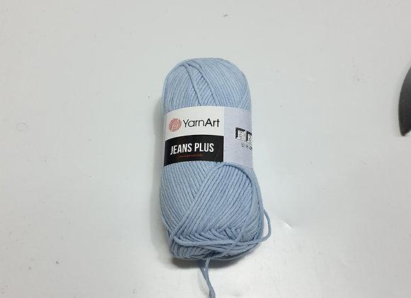 ג'ינס פלוס-תכלת בייבי 75/ 601