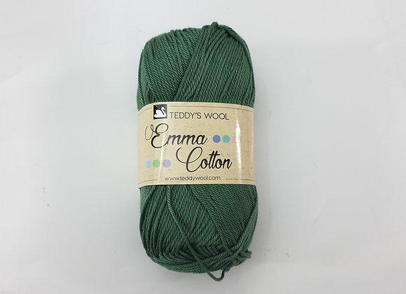 כותנה ירוק כהה 064