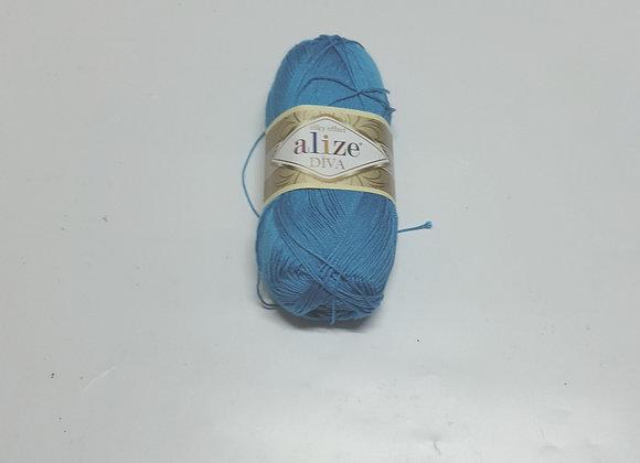 אליזה דיוה כחול בהיר