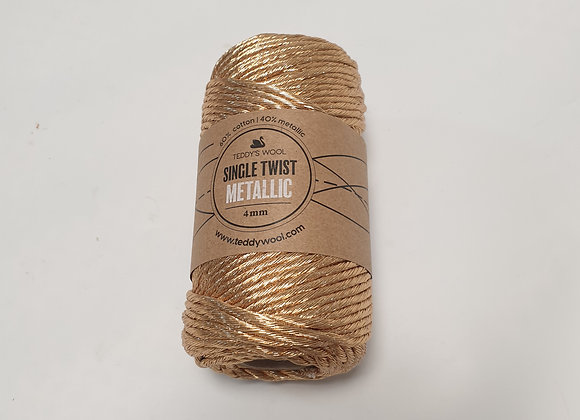 חוט סינגל מיטאלי - זהב