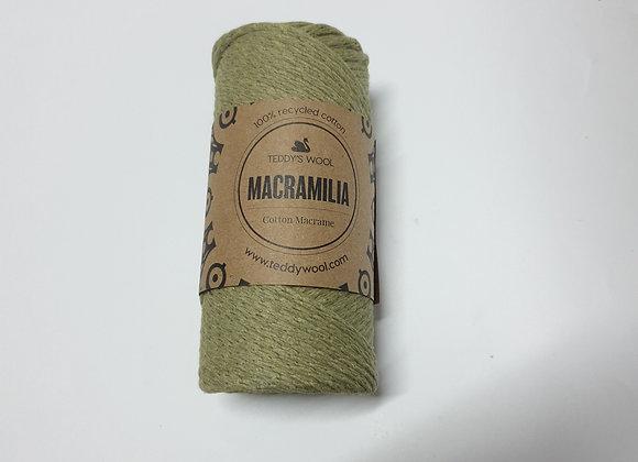 מקרמליה ירוק עדין