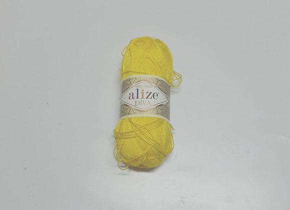 אליזה דיוה צהוב