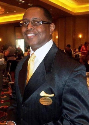 Coordinator of Field of Operations  Nathaniel Patterson Jr.