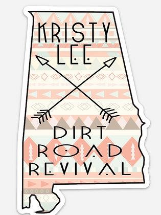 Kristy Lee Bumper Sticker