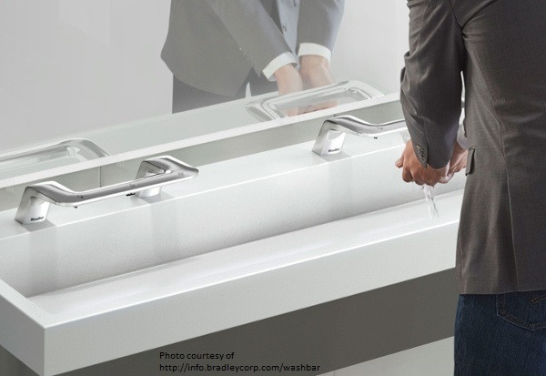 Bradley Corporation - Verge all-in-one sink system