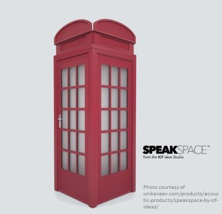 SpeakSpace by ICF ideas