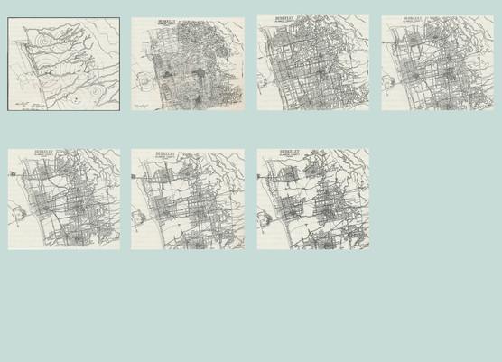 Plan for regenerative deconstruction//reconstruction