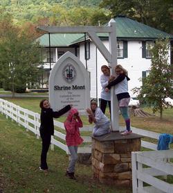 Shrine Mont retreat