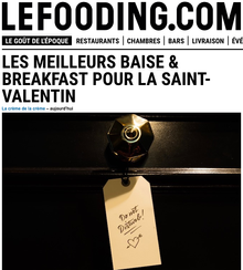 Merci le fooding !