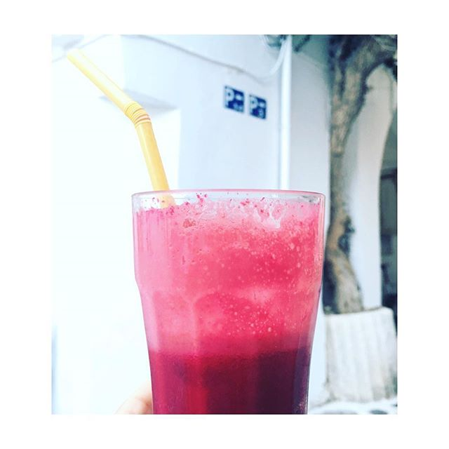 Couleur beetroots 💕_#Colors #juce #healthy #beetroot #greece