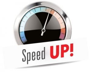 Speed up Excel calculations