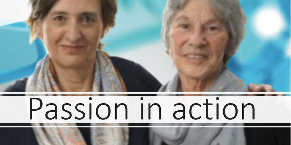 Passion in Action - Online and Live with Judith DeLozier and Judith Lowe