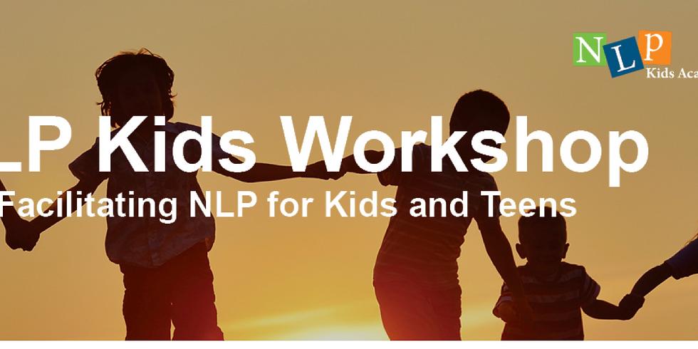 NLP Kids Workshop 4 days workshop Dec 3rd - 6th 2020